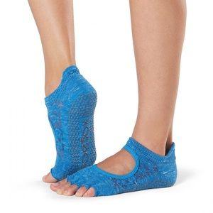 NWT Half Toe Bellarina Grip Socks